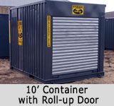 Slide show of our Storage Containers and Offie Containers